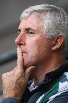 Don Givens, Irish Manager 2007