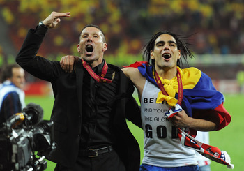 If Falcao leaves would Nani interest Diego Simeone?