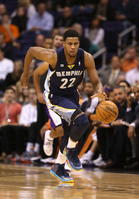 Rudy Gay would be a nice fit in Toronto