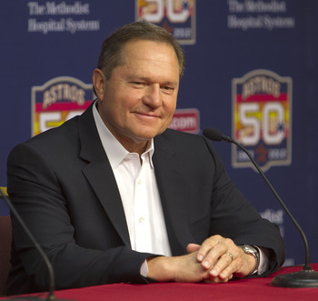 Scott Boras, king of baseball agents.