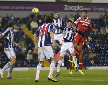 QPR striker Jay Bothroyd heads home the winner at West Brom.