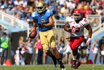UCLA tight end Joseph Fauria
