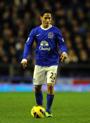 Pienaar's second spell at Everton has seen the club propel up the EPL table