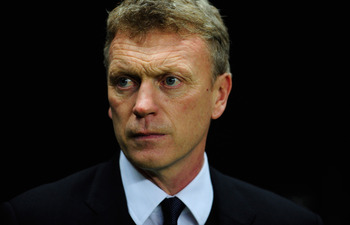 A lot of ponder for David Moyes.