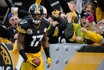 Mike Wallace is the most dangerous weapon on the Steelers and potentially the most expensive free agent.