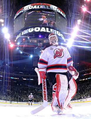 Martin Brodeur is still a wizard between the pipes, but turns 41 in May.