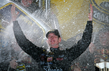 Has it really been over eight years since Kurt won the first Chase championship?