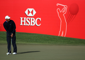 Tiger Woods' putting will need to improve in 2013.
