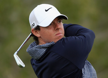 Rory McIlroy has all the weapons to challenge Tiger Woods.