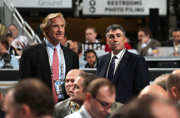 Coyotes GM Don Maloney and head coach Dave Tippett might be looking to add to their roster before the end of camp.