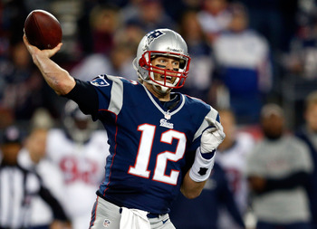 Tom Brady hopes to guide the Patriots to another Super Bowl.