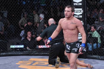 Michael Chandler via Bellator.com
