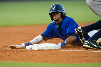 Speedy prospect Billy Hamilton should be considered untouchable.