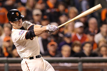Without a big offseason signing, Buster Posey will be relied on to carry the offense once again this season.