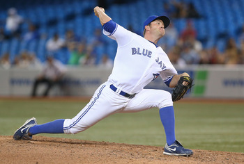 The Blue Jays are counting on Casey Janssen to match his 2012 success in the closer's role.