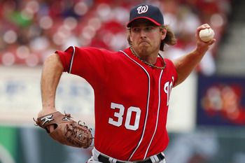 The Nationals will likely need to do better than Zach Duke as the next in line to start games.