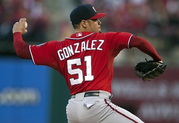The addition of Mike Gonzalez helps a beleaguered Brewers bullpen.