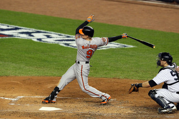 Re-signing Nate McLouth represents the biggest deal of the offseason thus far for the Orioles.