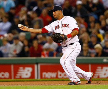 Gomez played in 37 games for the Red Sox in 2012 and batted .275.