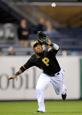 Marte will settle in nicely in the top of the Pirates order.