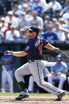 Parmelee spent five full seasons in the minors before his first call-up in 2011.