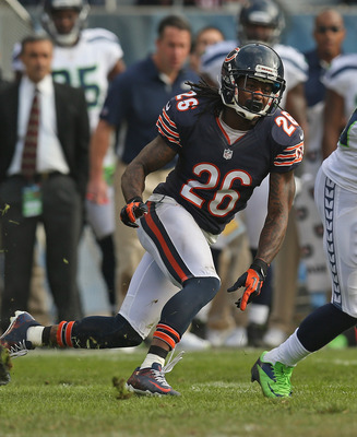 Tim Jennings emerged as one of the NFL's premier corners in 2012.