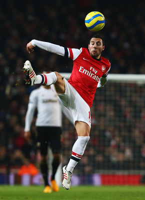 Santi Cazorla flourished in a new position against Swansea.