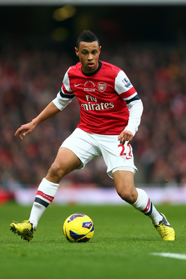 Francis Coquelin showed his defensive qualities against Swansea.