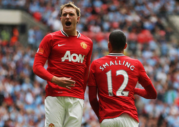 Jones and Smalling