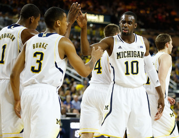 Trey Burke and Tim Hardaway Jr. will need to take better shots late in the game for Michigan to top Minnesota.