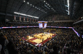 The Barn will be one of the toughest venues Michigan travels to this season.