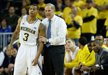 Head coach John Beilein and the Wolverines can't dwell on their recent loss to Ohio State.