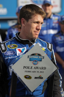 Carl Edwards is the fastest driver at Daytona, but for how long?