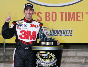 Greg Biffle is indeed No. 1 on the all-time speed chart at Charlotte Motor Speedway.