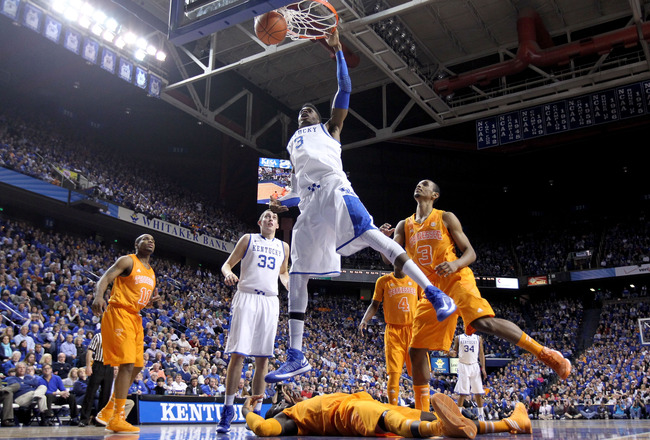 Uk Basketball: Tennessee Is Good At Defense, Kentucky Is Good At Offense