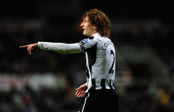 Newcastle face a battle to hold on to Fabricio Coloccini