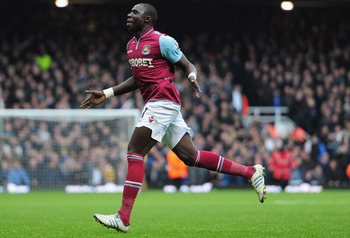 Mohamed Diame's return couldn't have come at a better time for West Ham