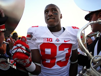 More will be expected from Michael Thomas in his second season as a Buckeye.