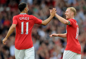 Giggs Scholes