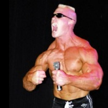 Cena appeared in UPW and OVW as The Prototype. Photo Courtesy of web.archive.com