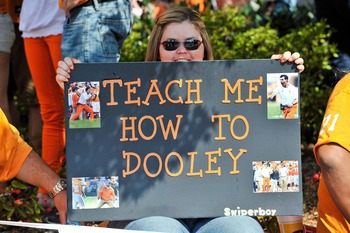 All things Dooley must be purged from Rocky Top.