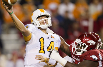 Whether it be Justin Worley or someone else, the Vols need to know who their QB is soon.