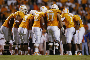 If they are to be successful, the Vols can't have confusion in the offensive huddle.