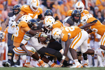 The Vols need to set a strong defensive tone in the spring.