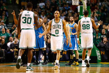 Boston Celtics' Avery Bradley