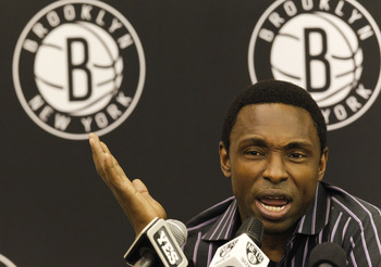 Avery Johnson couldn't make it past the All-Star break.