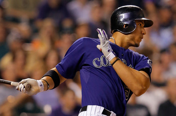 Carlos Gonzalez has $61 million left on his contract.