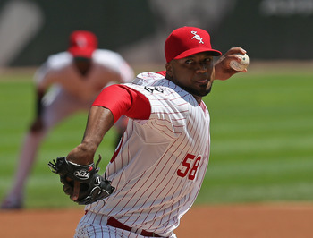 Francisco Liriano would join Pittsburgh's starting rotation.