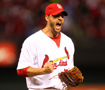 The Cardinals can afford to extend Adam Wainwright.