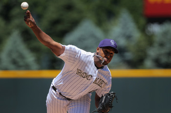Juan Nicasio and the Rockies rotation need help for 2013.